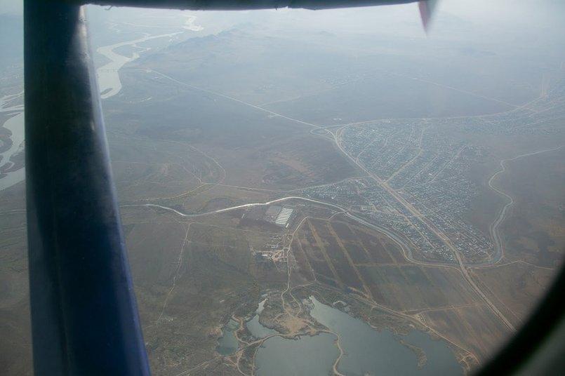 В Бурятии усилены меры по поиску пропавшего самолета. Фото пресс-службы правительства республики Бурятия