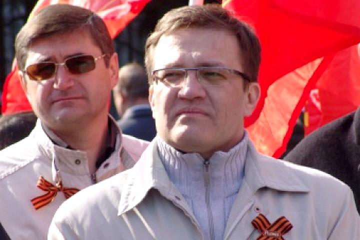 Максим Евдокимов. Фото с сайта www.irkutsk.rodina.ru
