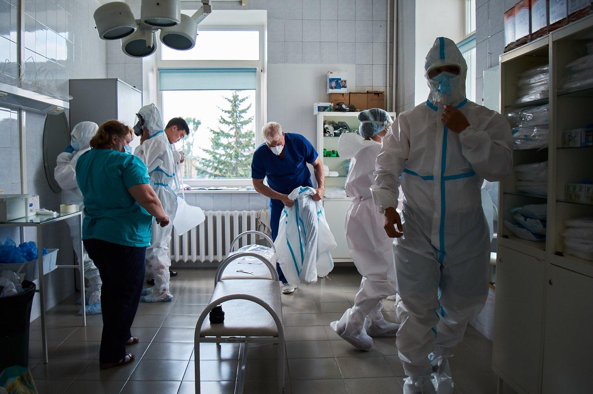 За ночь в отделение могут поступить до 18 пациентов