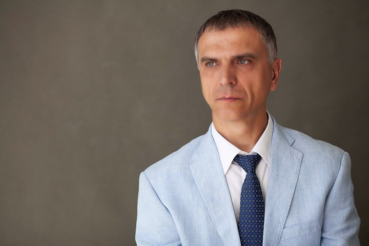 Григорий Вакуленко. Фото с сайта www.altairk.ru