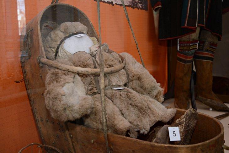 Экспонат в отделе истории Иркутского областного краеведческого музея. Фото Маргариты Романовой