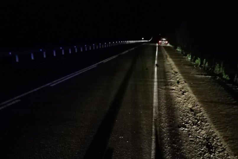 ДТП по дороге из Братска в Тулун