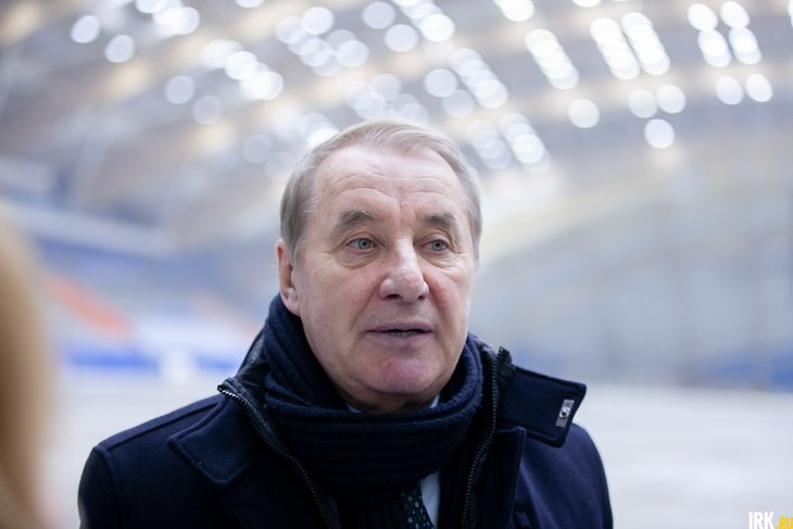 Владимир Матиенко. Фото IRK.ru