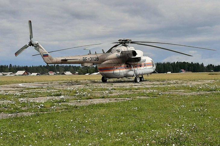 Фото пресс-службы ГУ МЧС России по Республике Бурятия