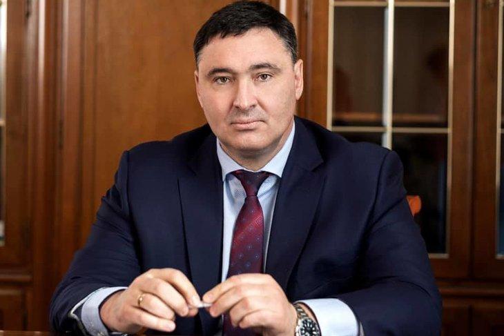 Руслан Болотов. Фото пресс-службы администрации Иркутска