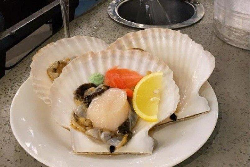 Во Владивостоке приемлемые цены на морепродукты