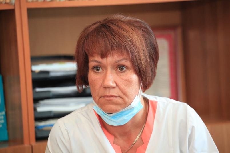 Фельдшер Анна Дмитриева работает в ФАПе Пивоварихи с 2006 года