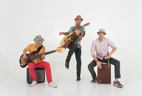 Группа «Бакшиш» в «Эдисон баре»