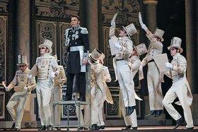 Мюзикл «Декабристы» в Екатеринбурге. Фото с сайта classicalmusicnews.ru