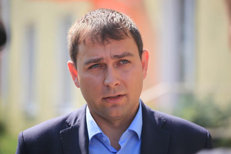 Александр Селедцов, начальник управления развития системы здравоохранения минздрава Иркутской области