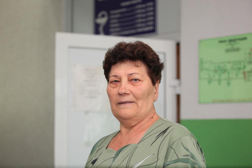 Вера Павловна пришла на прием из-за болей в сердце