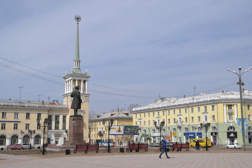 Ангарск. Фото из архива IRK.ru