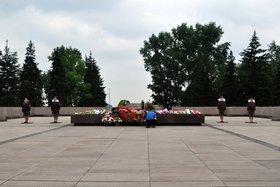 Вечный огонь в Иркутске. Фото IRK.ru