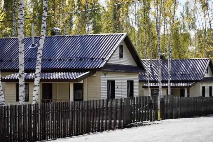 В микрорайоне Брезовая роща. Фото пресс-службы правительства Иркутской области