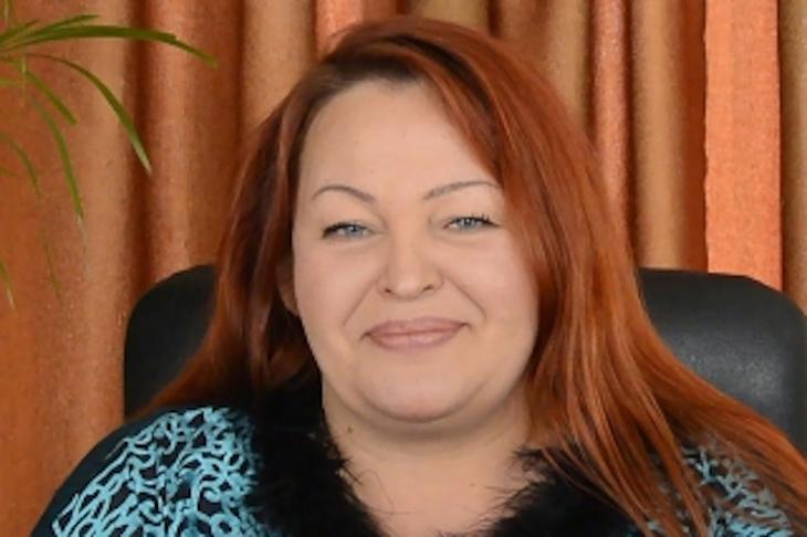 Елена Дзык. Фото пресс-службы СУ СКР по Иркутской области