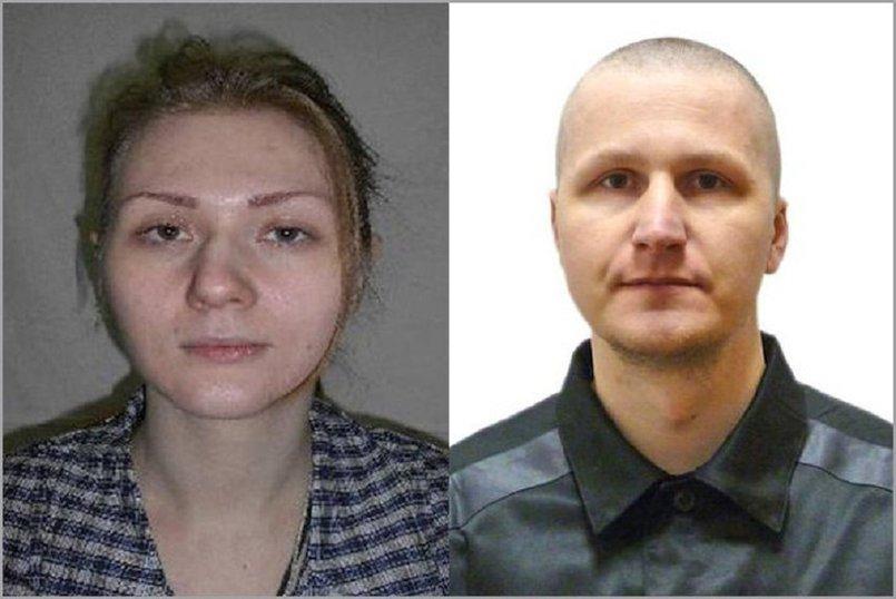 Татьяна Никитина и Сергей Устюгов