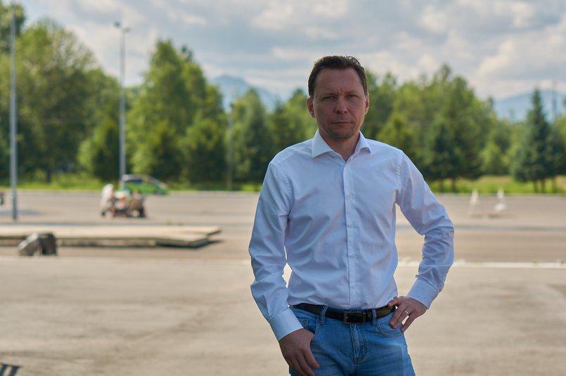 Антон Григоров, старший вице-президент ВЭБ.РФ