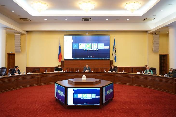 Фото прес-службы правительства Иркутской области
