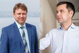 Алексей Грешилов и Максим Булдаков. Фото из личного архива