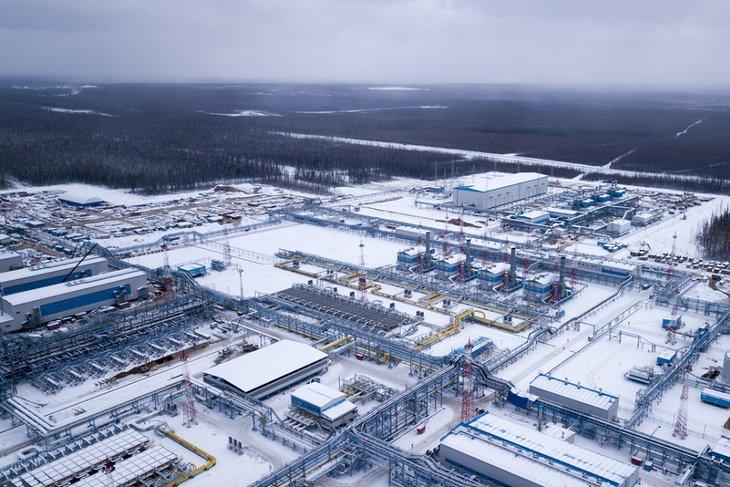 Фото «Газпром»