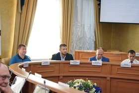 Фото пресс-службы думы Иркутска