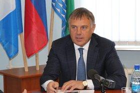 Сергей Петров. Фото из архива пресс-службы администрации АГО