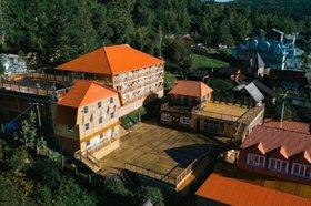 Гостевой дом «Мандарин». Фото предоставлено Байкальской межрегиональной природоохранной прокуратуры
