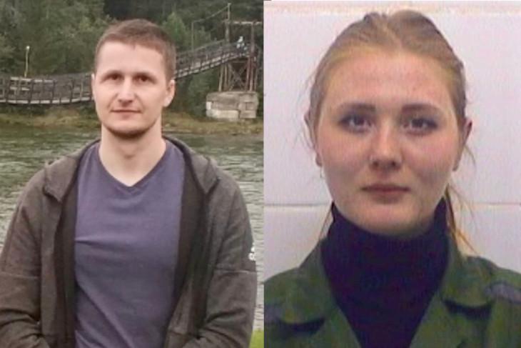 Сергей Устюгов и Татьяна Никитина