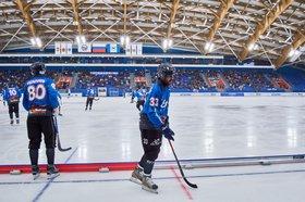 Хоккеисты «Байкал-Энергии». Фото Маргариты Романовой, IRK.ru