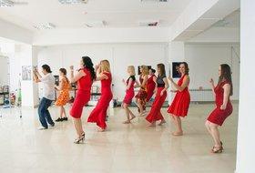 Начнем утро с танцами латина-соло