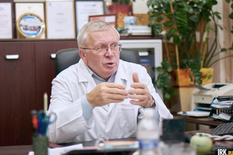 Сергей Балахонов, директор Иркутского научно-исследовательского противочумного института Сибири и Дальнего Востока