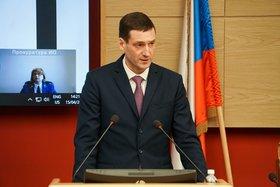 Константин Зайцев. Фото пресс-службы правительства Иркутской области