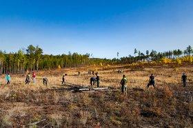 Фото пресс-службы БФ «Подари планете жизнь»