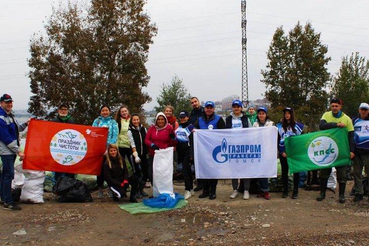Фото Иркутского ЛПУМГ ООО «Газпром трансгаз Томск»