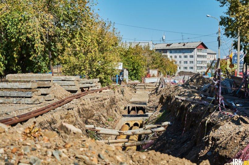 На Култукской заменили старые сети. Фото Маргариты Романовой
