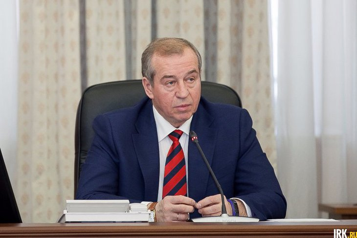 Сергей Левченко. Фото Анастасии Влади, IRK.ru
