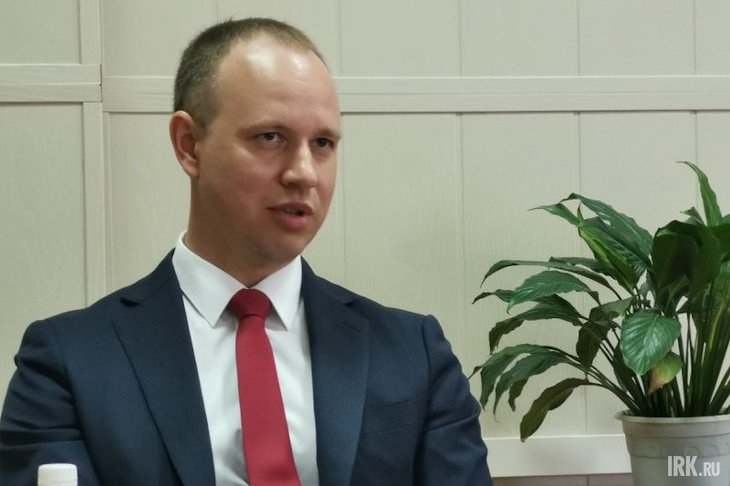 Андрей Левченко. Фото Алины Вовчек, IRK.ru