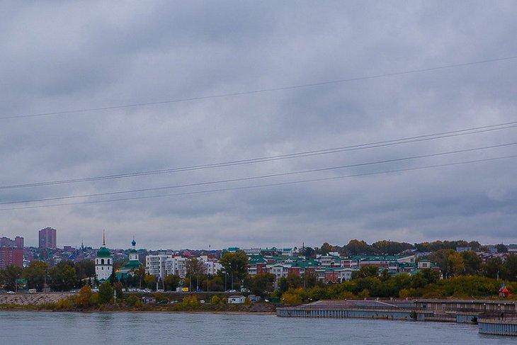В Иркутске. Фото IRK.ru