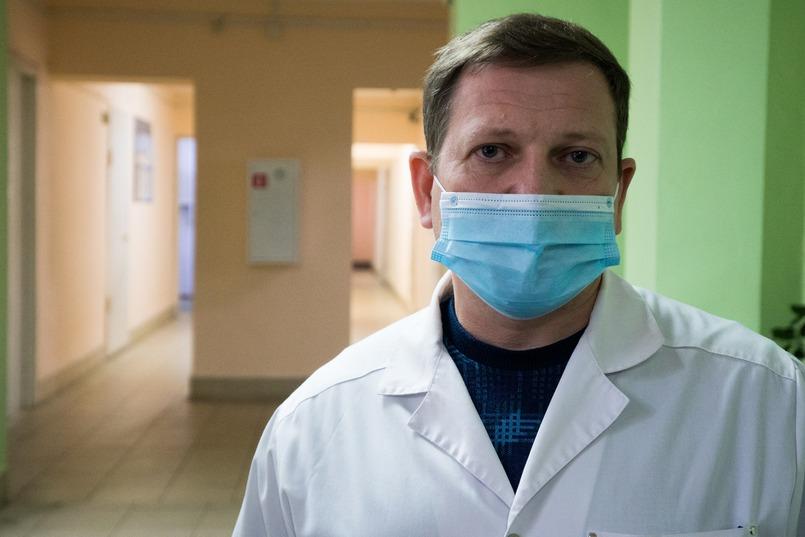 Михаил Козиев, заместитель главного врача по медицинской части Иркутской станции скорой медицинской помощи