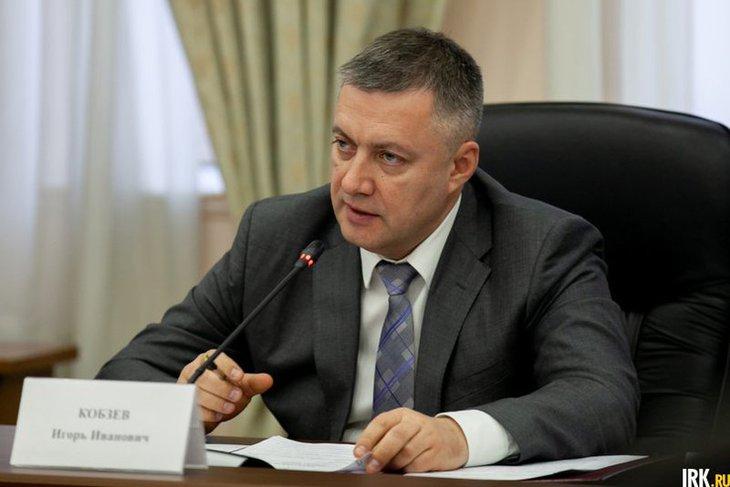 Игорь Кобзев. Фото IRK.ru