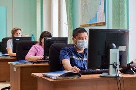 На станции скорой помощи. Фото Маргариты Романовой, IRK.ru