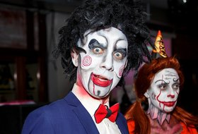 Хэллоуин с «Мозгобойней»