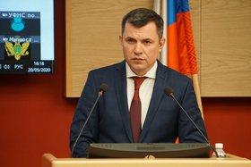 У первого зампредседателя правительства Иркутской области диагностирован COVID-19
