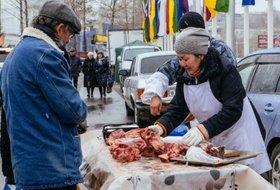 Ярмарка «Агропромышленная неделя» в «Сибэкспоцентре»