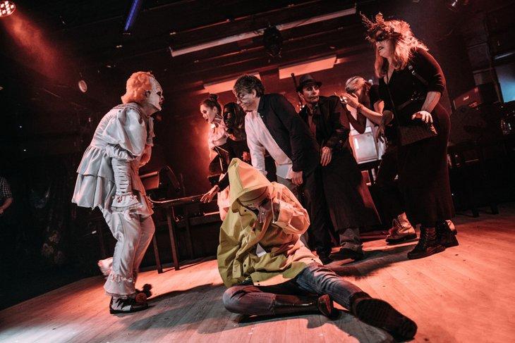 Вечеринка в «Рок-н-ролл пабе» в 2019 году. Автор фото — Анастасия Нестеренко, vk.com/rocknrollpub