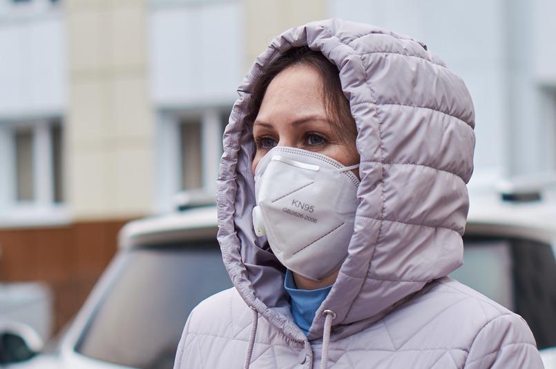 Оксана Савинова, врач-эпидемиолог
