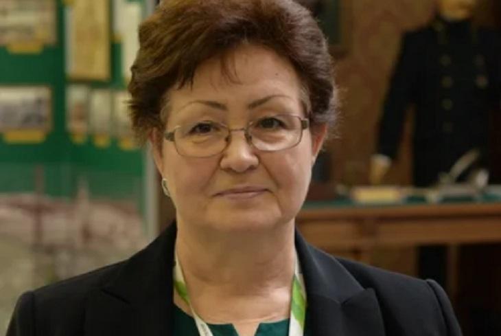 Татьяна Томилова. Фото пресс-службы Байкальского банка Сбербанка