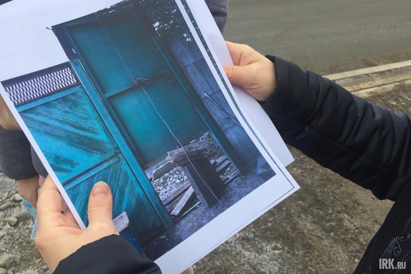 Татьяна показывает документы и полученные от ведомств ответы