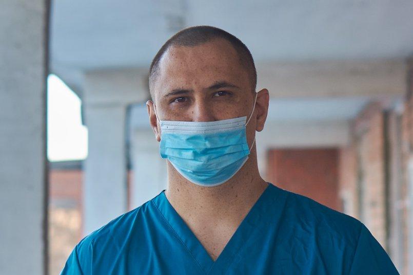 Юрий Лозовский, анестезиолог-реаниматолог