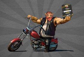 Итого-2020. Конкурс среди мотоциклистов